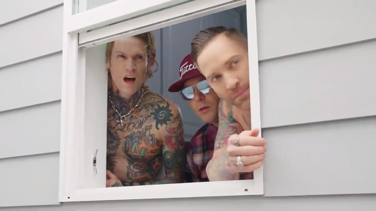 The Gen X Summer With Buckcherry Lit Pod And Alien Ant Farm
