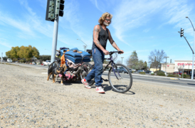 The Midtown Trail was supposed be Fresno's Class 1 bike trail