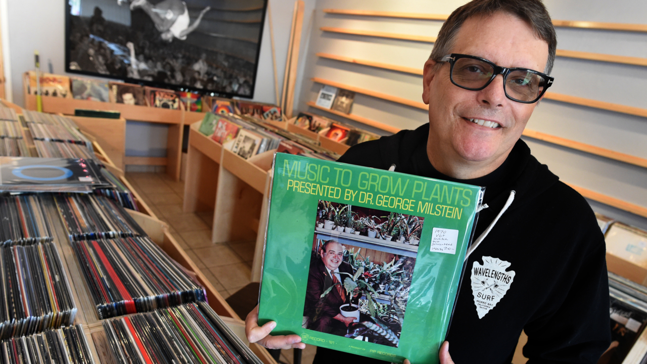 Ragin' again. After 34 years, this independent record shop returns to Fresno's Tower District