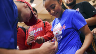 Firebaugh welcomes back high school star Josh Allen as NFL Draft approaches