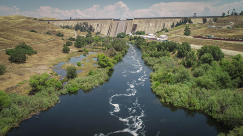 Water year just ended was way above-average for Modesto area. Was it a record?
