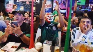 Relive the World Cup drama with these Mexico fans