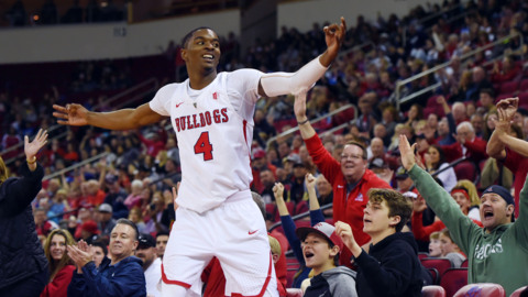 Bulldogs show record range on 3-pointers. Could that spell trouble at tournament?