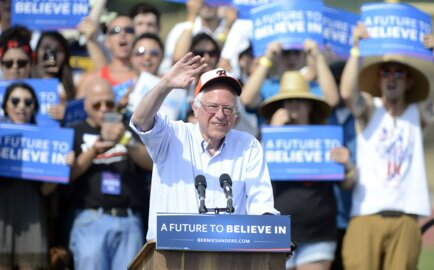 Bernie Sanders is coming to Fresno. What would you ask him?