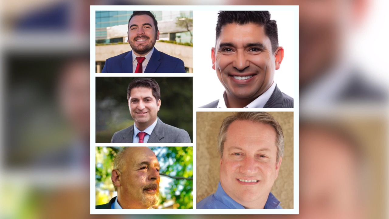 These candidates hope to represent northwest Fresno. Here's where they stand on the issues