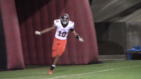 Central rolls past Clovis West in the TRAC