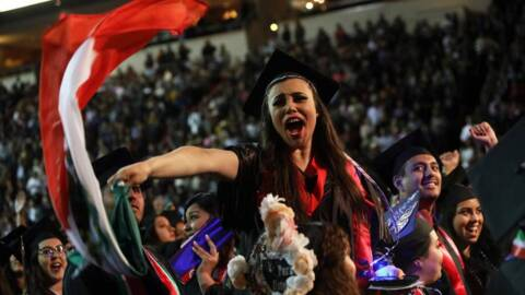 Re-living Fresno State's lively Chicano graduation