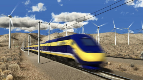 Why shouldn't we give up on high-speed rail? Because it can transform Valley and state