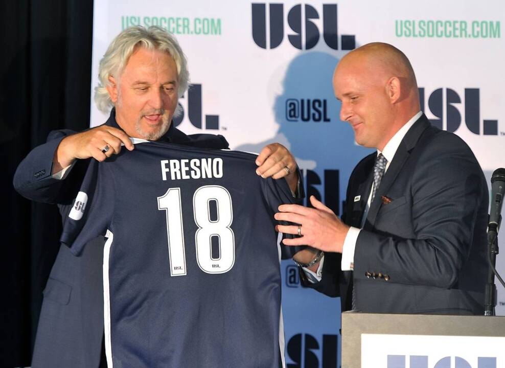 No solid footing: The backstory on why Fresno's pro soccer club folded after two seasons