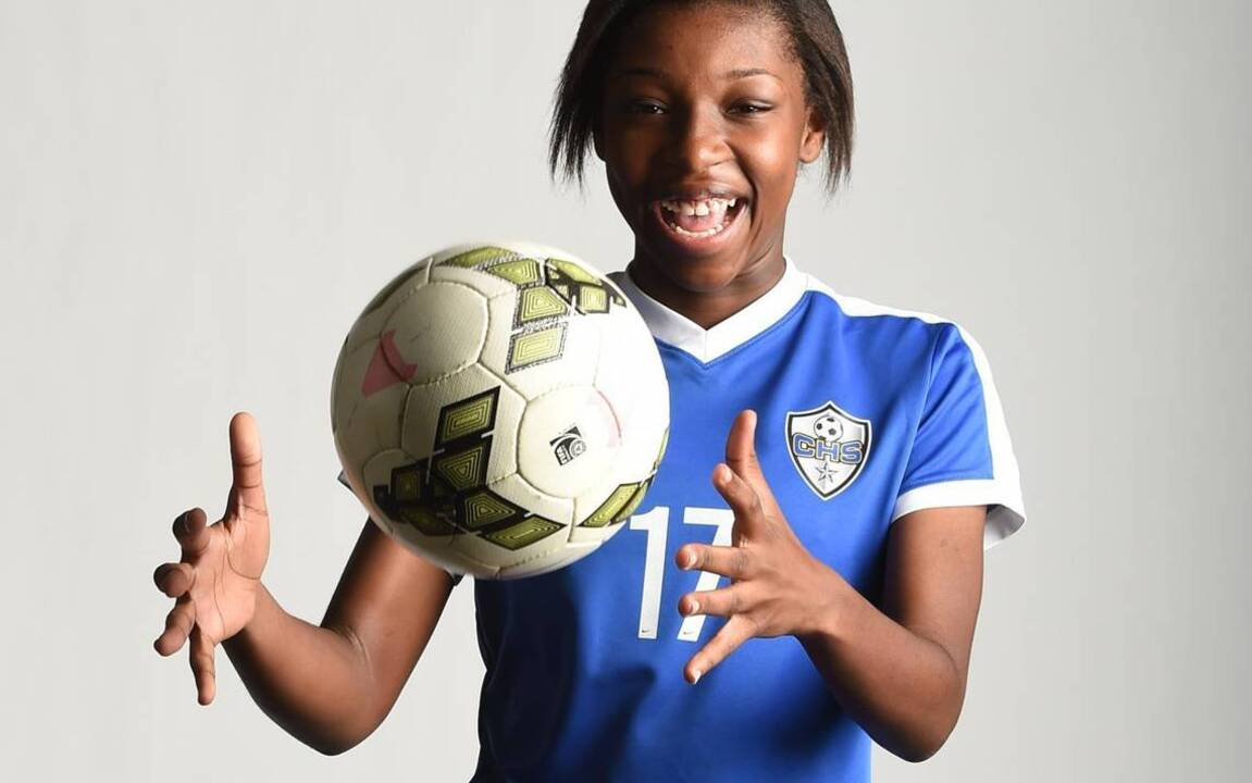 Player of Year Stacia Williams of Clovis leads The Bee's 2017 All-Star Girls Soccer Team