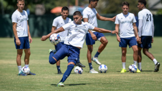Fresno Foxes player Milton Blanco helps the soccer club in more ways than one