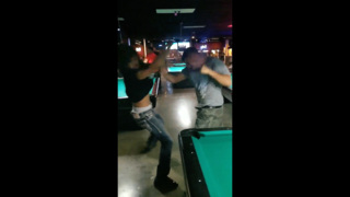 Large fight at Classic Billiards in Clovis
