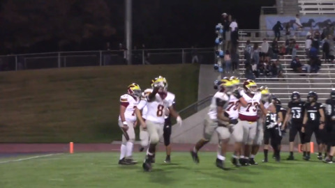 Clovis West outlasts Clovis North to open Central Section Division I football playoffs