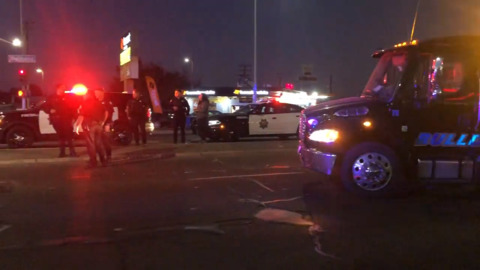 Alleged DUI driver with suspended license T-bones another driver in southeast Fresno