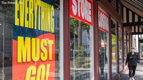 These stores, restaurants in Fresno area have closed since COVID-19 pandemic
