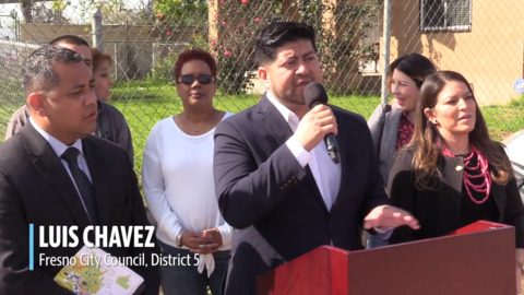 Chávez doesn't waste time announcing his bid for Fresno mayor