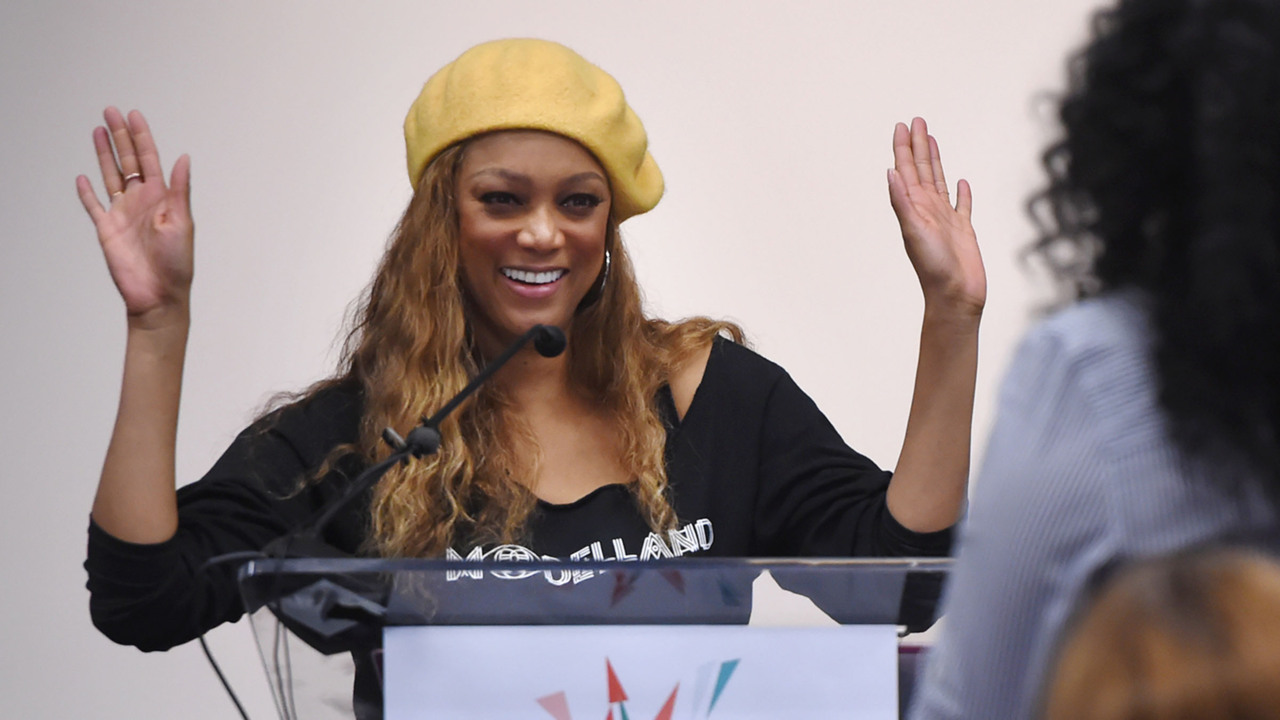 Supermodel Tyra Banks ate at this Fresno restaurant and the internet's buzzing about it