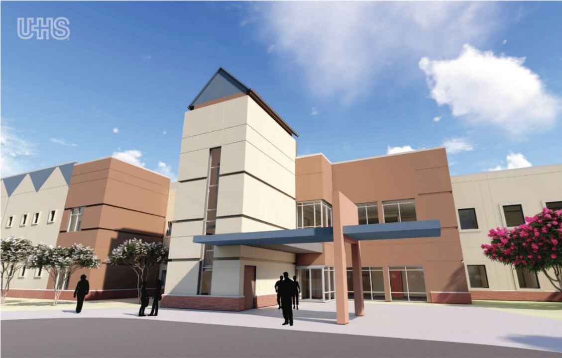 The Valley lacks mental health resources for kids. This new hospital could help