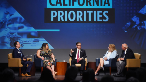 'The Valley has created a road map.' Education summit offers views on access, affordability