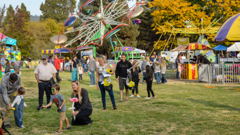 27th annual Oakhurst Fall Festival entertains all ages