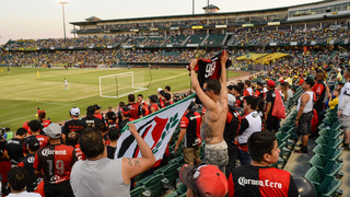 Soccer fans flock to Chukchansi Park for Liga MX exhibition featuring Club America
