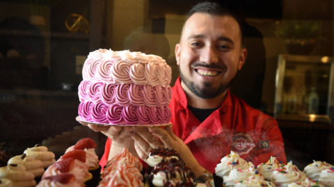 Not your average Mexican bakery: This New Fresno business has cakes, coffee and 'cookie shots'
