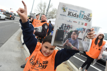 Here's how much money Valley Children's has counted from this year's Kids Day
