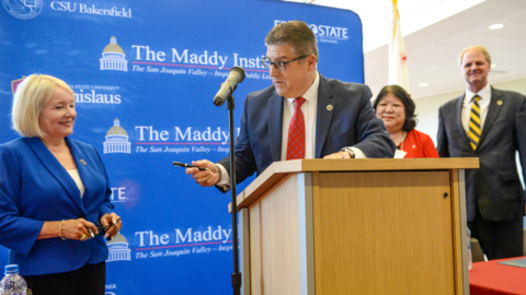 Valley universities join forces to educate future leaders through the Maddy Institute