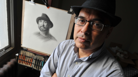 At 15, he sold drugs and was a meth addict. Now, he's a Fresno City professor and poet