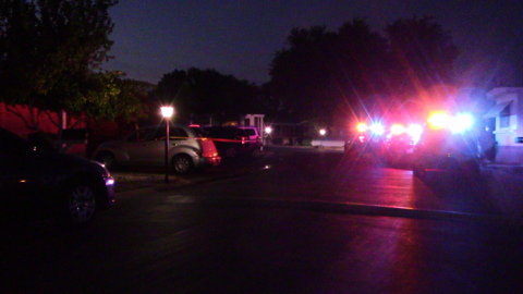 Son shoots his father in northeast Fresno