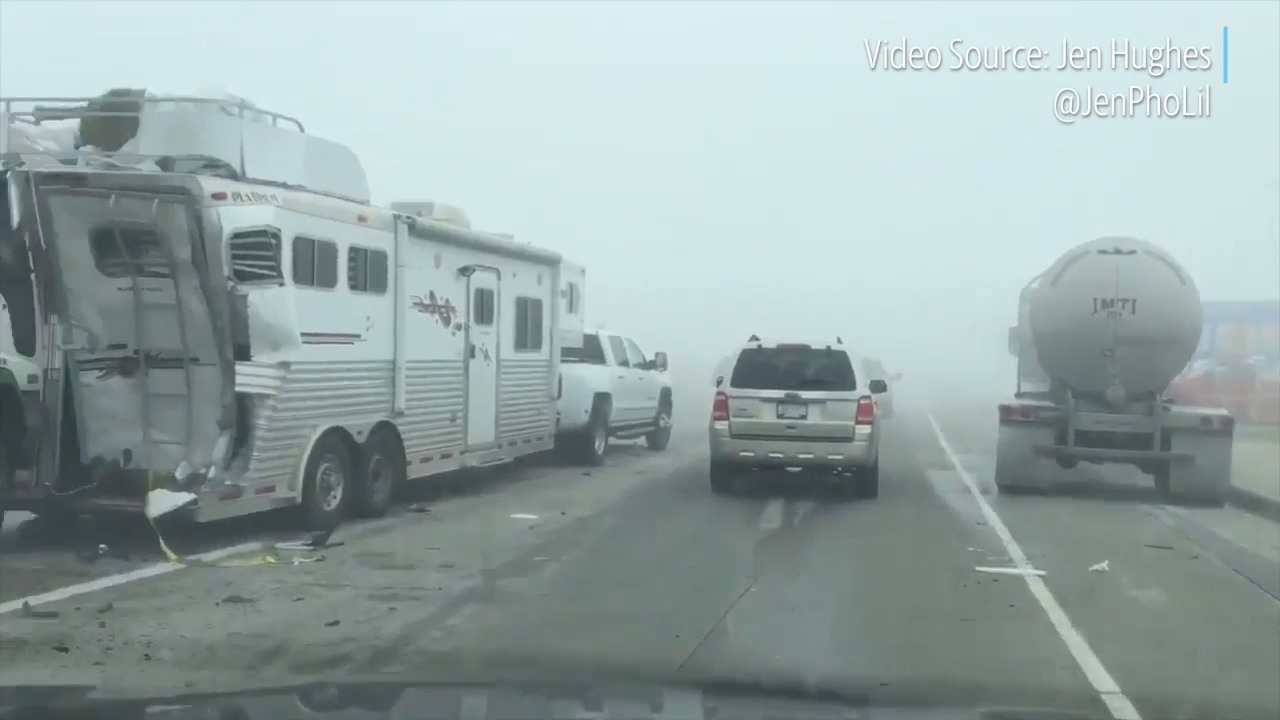Horse death on CA Interstate 5 leads to viral Facebook post