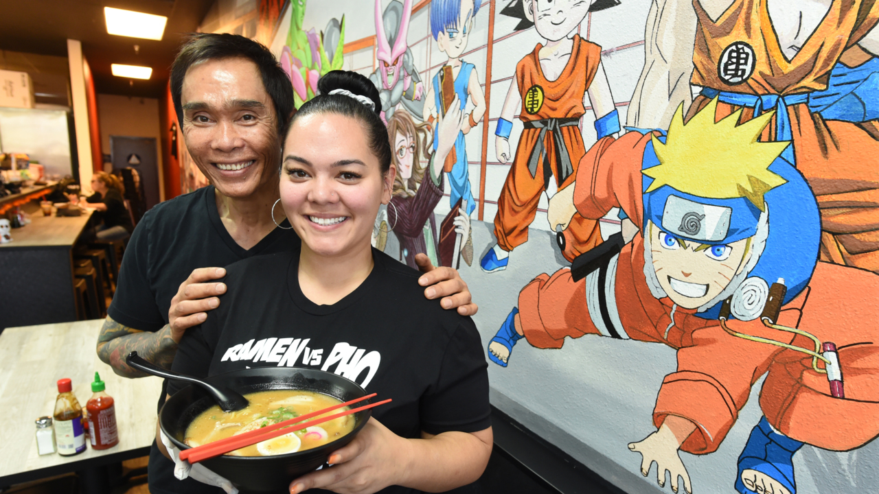 Ramen vs Pho: Anime art, dueling cuisines make this new Fresno restaurant unique