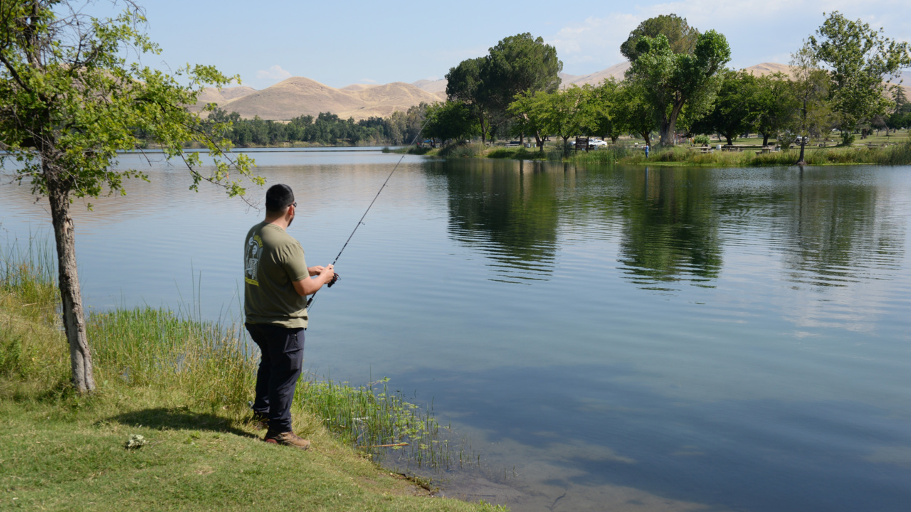 Central California fishing report for week of July 3-9, 2019