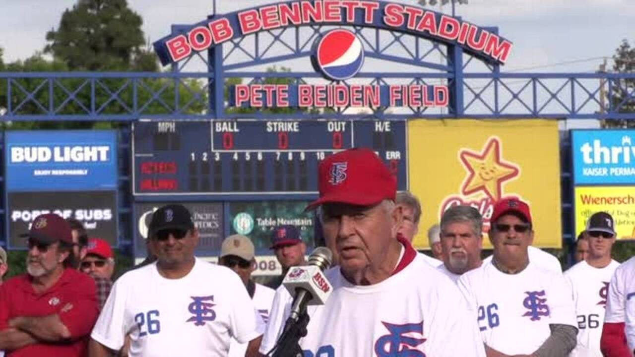 Longtime Fresno State baseball coach Bob Bennett in a coma, currently hospitalized