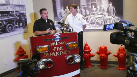Flood of July 4 fire calls leaves Fresno firefighters 'challenged' to respond