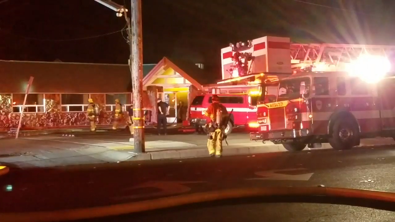 Fire at Merced Bar B Q Pit investigated as 'suspicious.' Here's what happened.