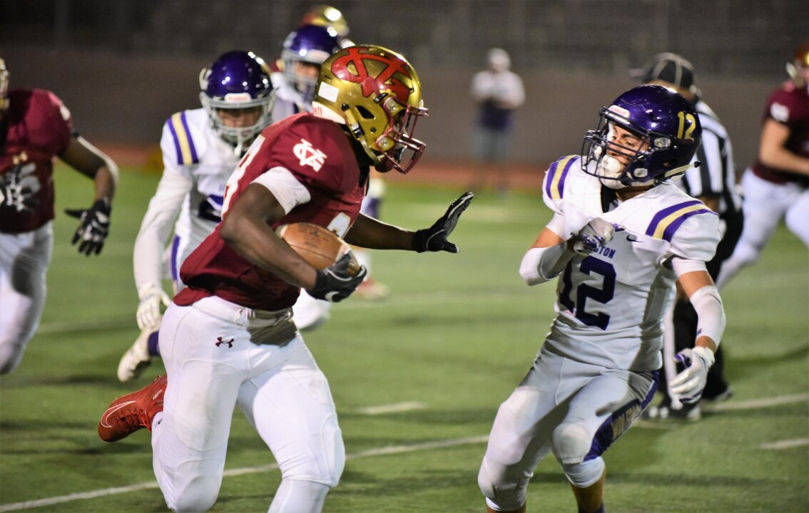 Roundup: Record-setting night for Golden Valley sophomore in win over Livingston.