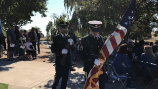 Veterans honored at Merced County cemetery