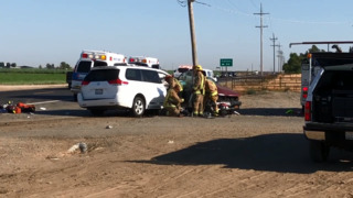 2 killed, several injured in Merced County head-on crash, CHP says
