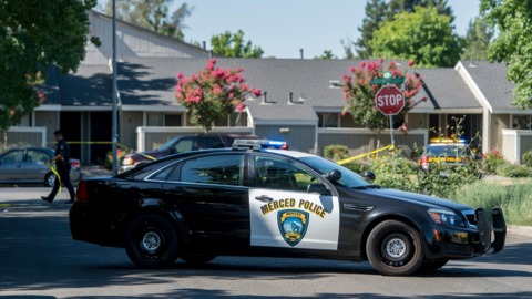 Teenager shot in apparent drive-by attack - the second shooting Monday in Merced