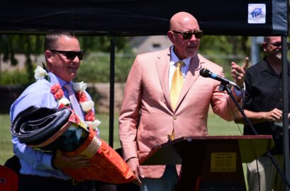 Merced High has never had its own football stadium. That's about to change