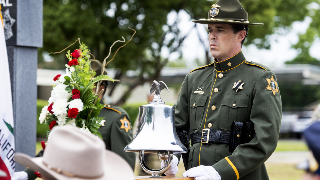Fallen law enforcement officers honored during Merced County memorial ceremony