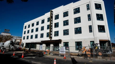 Video: Merced's historic El Capitan hotel prepares for early 2021 opening