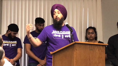 A Merced school district tried to end its Punjabi classes. It didn't go over very well