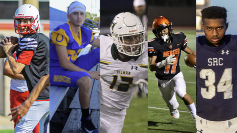 Vote for the Merced County prep football Player of the Week