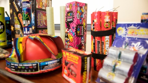 You hear the illegal fireworks last night? Here's what Merced County fire, police saw
