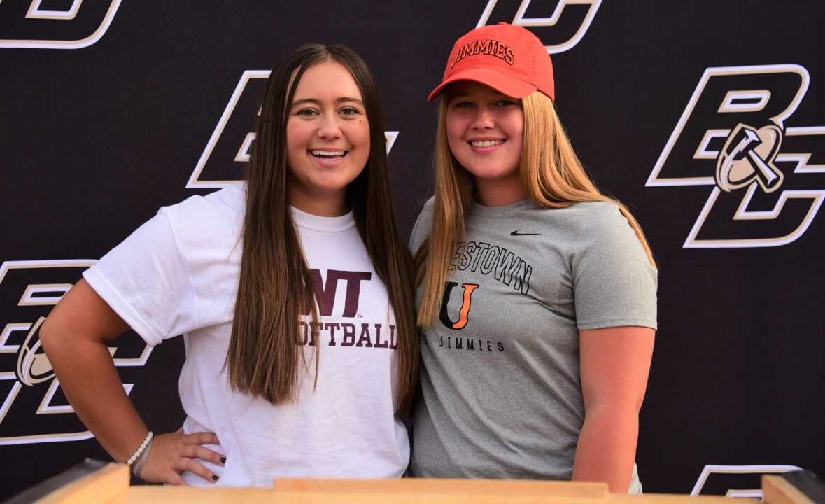 4 Merced County softball players celebrate national signing day. Where are they headed?
