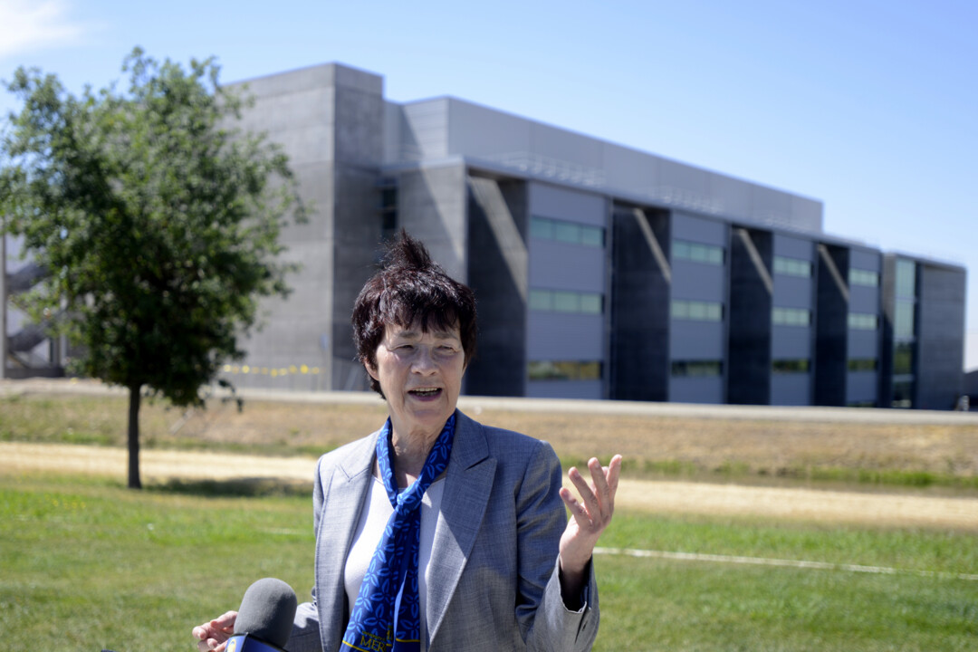 Meet the new face of UC Merced. Board names interim chancellor as Leland retires