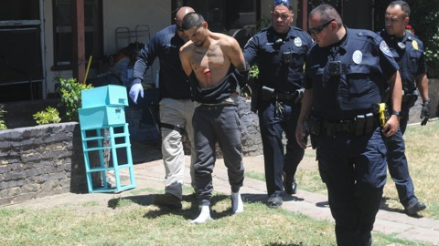 Merced County man escaped courthouse while chained, police say