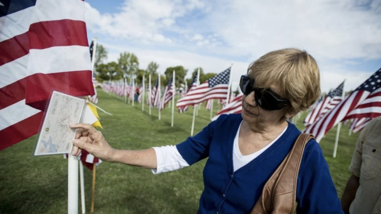 'Field of Honor' returns in November to Merced College, several events planned